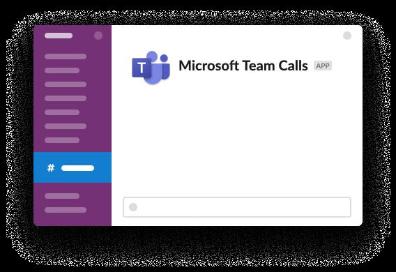 Teams Calls