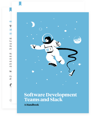 Thumbnail of Software Development Teams and Slack book