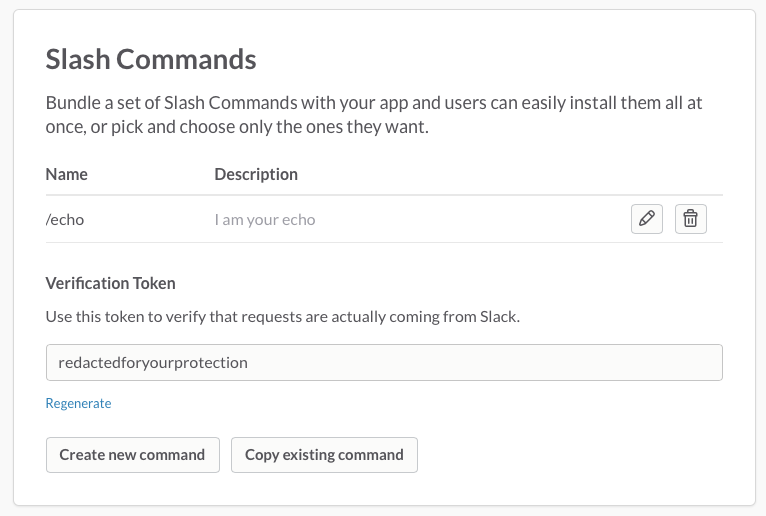 Easy-peasy slash commands: Getting started | Slack