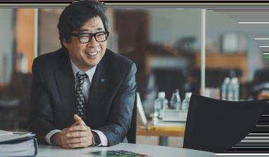 株式会社カクイチ CEO、田中離有氏