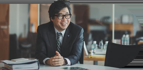 Mr. Riu Tanaka, Kakuichi CEO