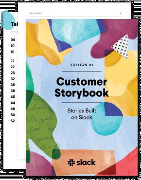 Thumbnail of Customer Storybook