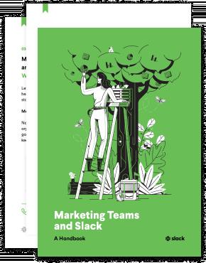 Thumbnail of Marketing Teams and Slack book