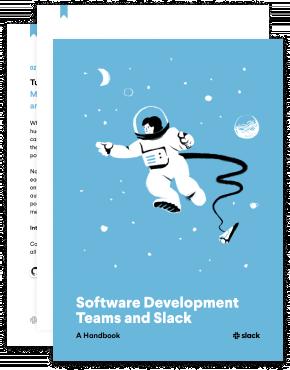Thumbnail of Software Development Teams and Slack book