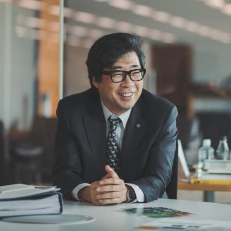 Kakuichi Representative Director, President and CEO, Mr. Riu Tanaka