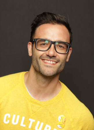 Headshot of Damian Fasciani