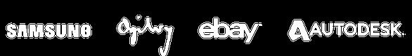 Samsung, Ogilvy, eBay, Autodesk