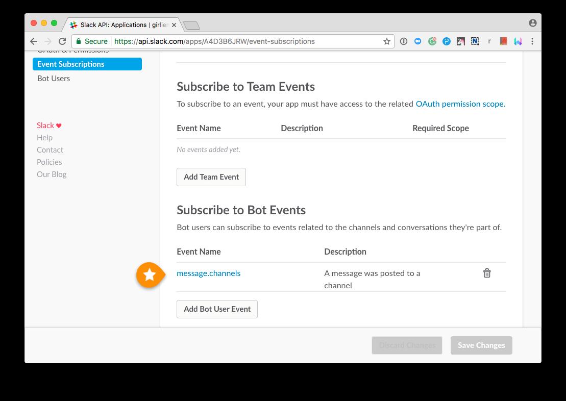 App - Event