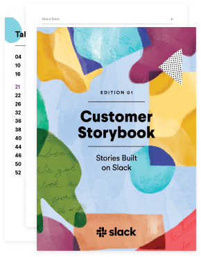 Thumbnail of Customer Storybook