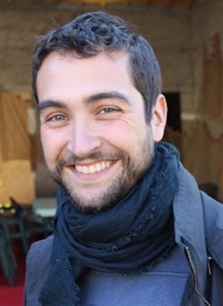 Headshot of Antoine Millet