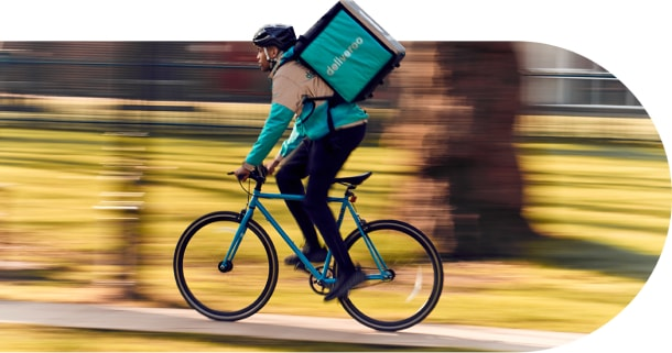 Deliveroo Customer Story
