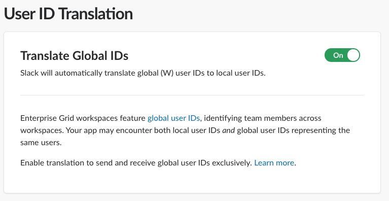 The translation layer's toggle