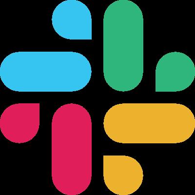 Slack Logo – Klick führt zur Website des Anbieters
