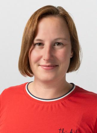 Headshot of Sandra Schaarschmidt