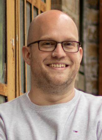 Headshot of Bernhard Frese