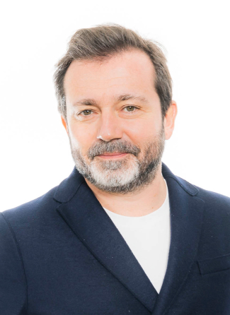 Headshot of Stéphane Distinguin