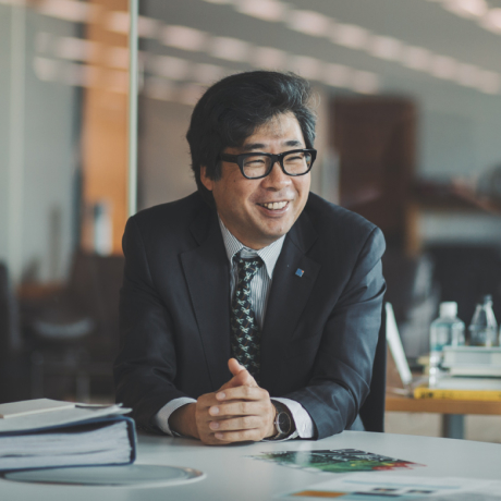 Kakuichi Representative Director, President and CEO, Mr Riu Tanaka