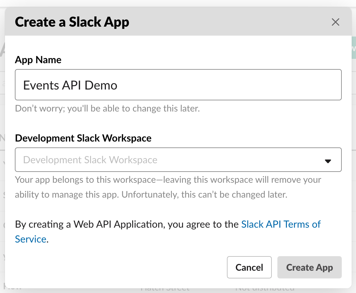Create a Slack app and authenticate with Postman | Slack
