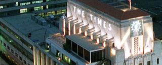 The LA Times Building