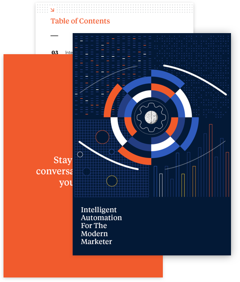 Preview thumbnail of the Intelligent Automation for the Modern Marketer book